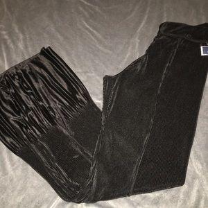 Zara bootcut palazzo pants